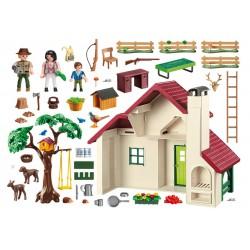 6811 - Casa del Bosque - Playmobil