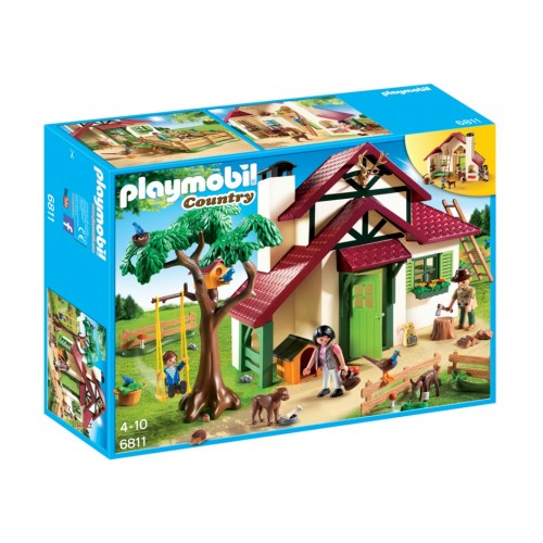 6811 foresta - Playmobil House