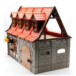 7145 fienile medievale - Playmobil - seconda mano