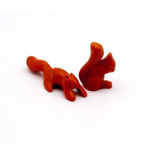 2 scoiattoli - 3826 - capanno di pescatori - Playmobil
