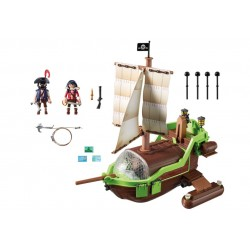 9000 pirata Chameleon con Ruby - Playmobil novità 2017 Germania