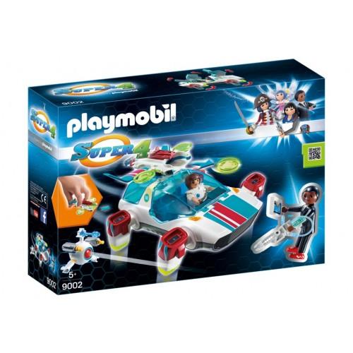 FulguriX 9002 con attore novità Gene-Super 4 Playmobil - Germania 2017