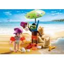9085 bambini sulla spiaggia - nuovo Playmobil 2017