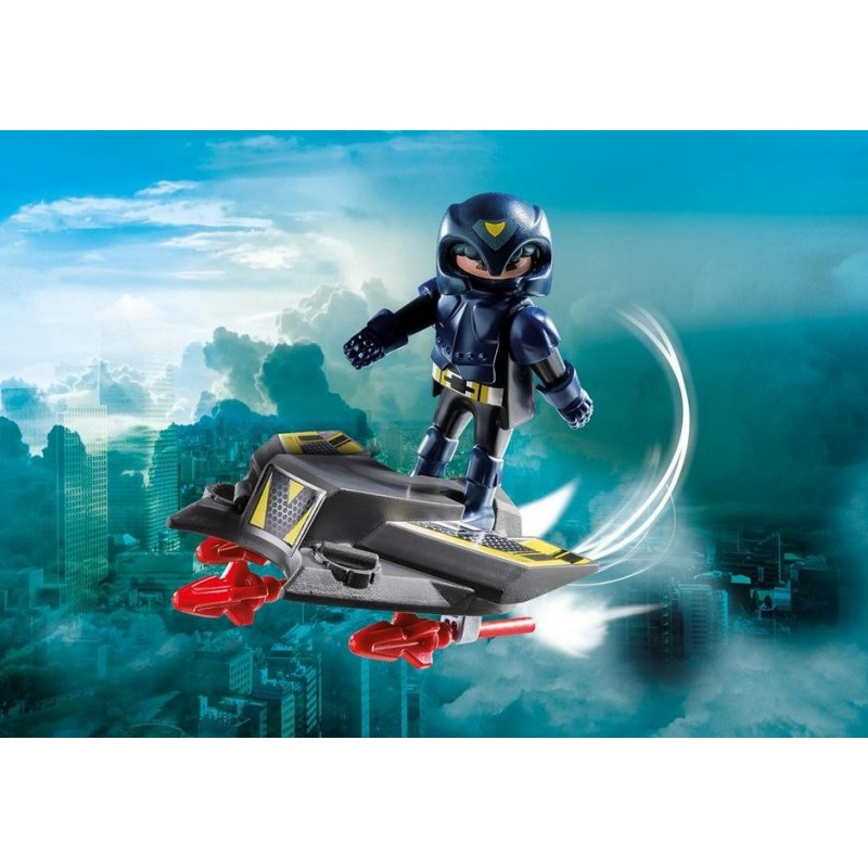 9086 Knight of heaven with Base flying - Playmobil 2017 Germany