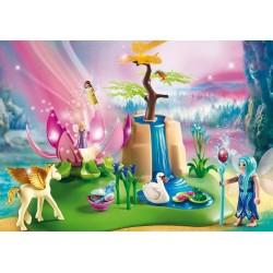 9135 flower fairy baby - Playmobil novelty Germany 2017