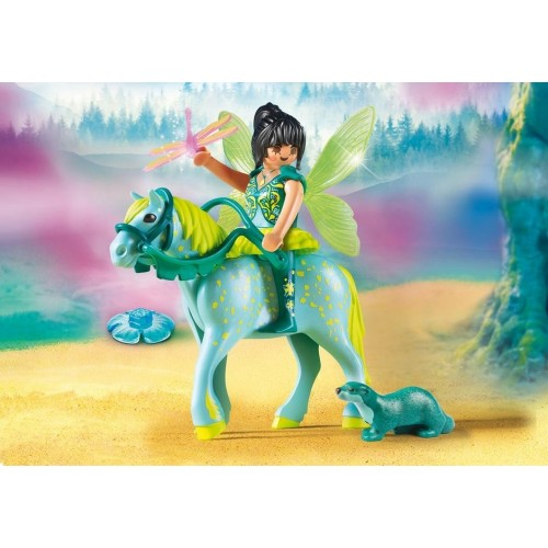9137 fairy of water with horse - Playmobil novelty Germany 2017