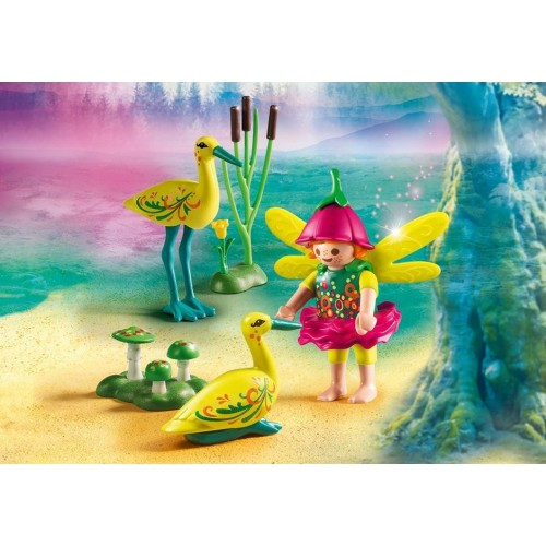 9138 - Fairy friend of storks - Playmobil novelty 2017