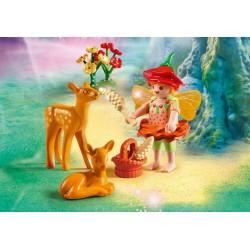 9141 - Fairy friend of deer - new Playmobil 2017