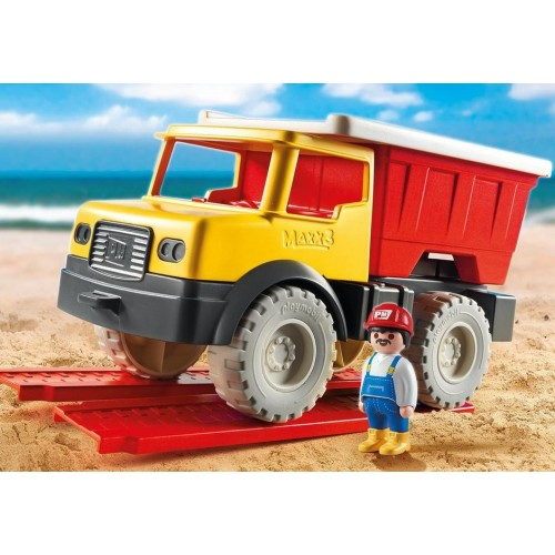 9142 truck Arena - new Playmobil Germany 2017