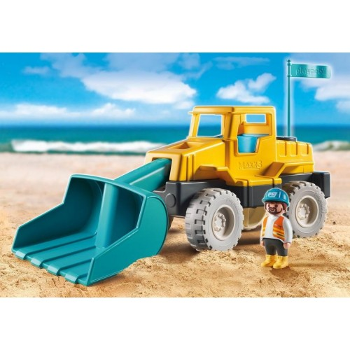 9145 excavator Arena - new Playmobil Germany 2017