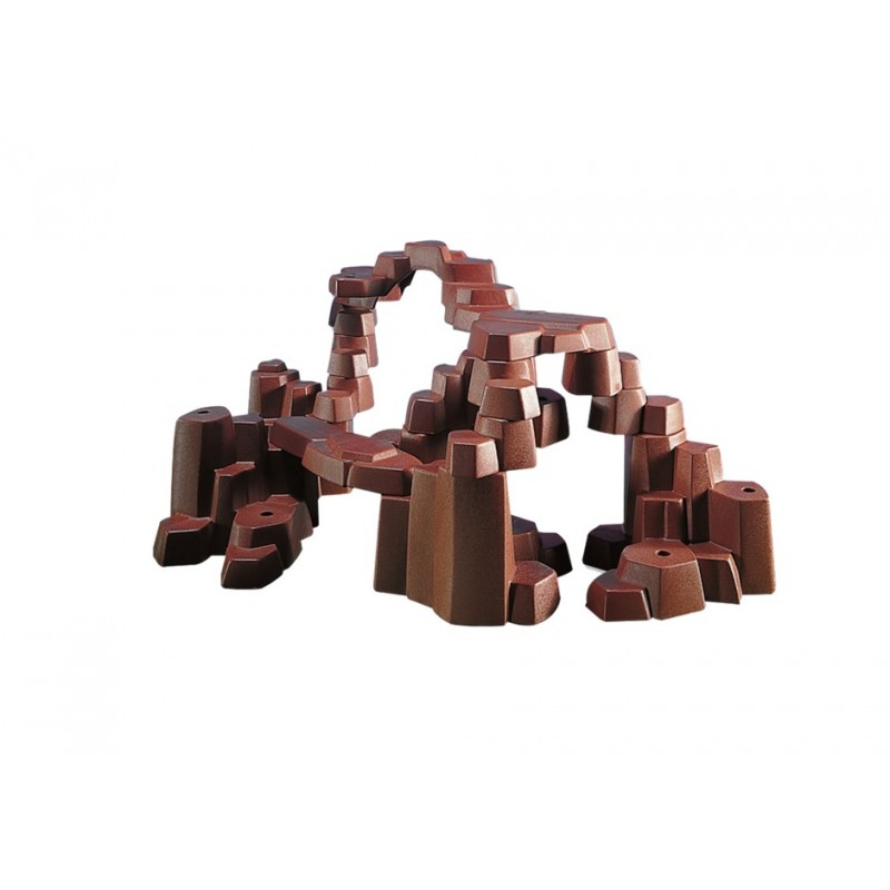 7179 large landscape rocks - Playmobil