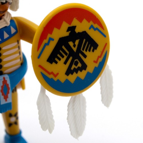 Escudo Indio Flechas - Oeste Western - Playmobil 3870