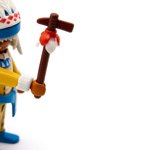 Axe India - West Western - Playmobil