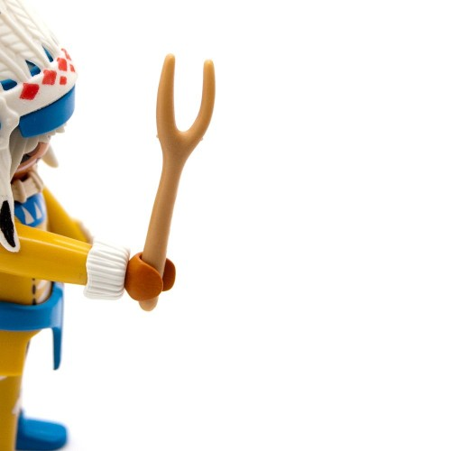 Stick skewer - West Indian Western - 3870 Playmobil