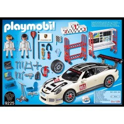 9225 Porsche 911 GT3 Cup - nouveauté Playmobil Allemagne 2017