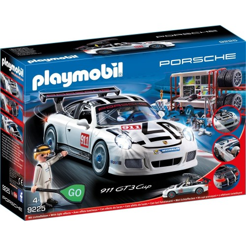9225 Porsche 911 GT3 Cup - novelty Playmobil Germany 2017