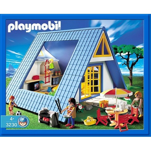 3230 holiday - Playmobil House