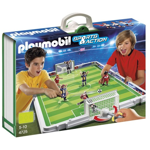 4725 case soccer - Playmobil