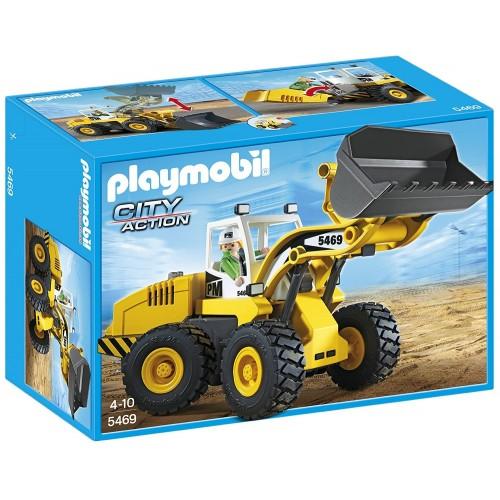 5469 - Gran Escavadora - Playmobil