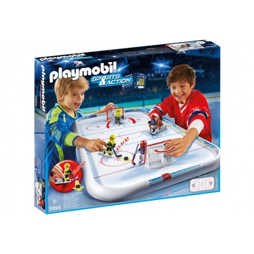 5594 field of Hockey - Playmobil