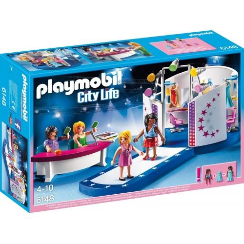 6148 Casting Pasarela de Moda - Playmobil