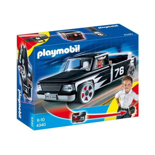 4340 Click & Go Pick Up belt Transformer - Playmobil