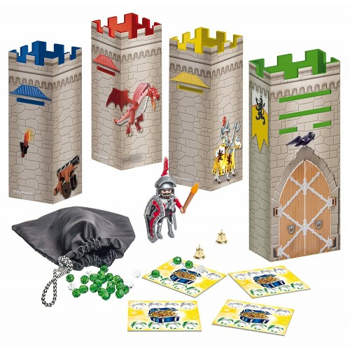 40561 game Castle of the Knights - Playmobil