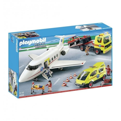 5059 mega Set mountain rescue - Playmobil