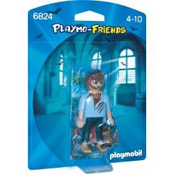 6824 - Hombre Lobo - Playmobil Playmo-Friends