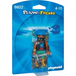 6822 pirate of the Caribbean - Playmobil Playmo-Friends