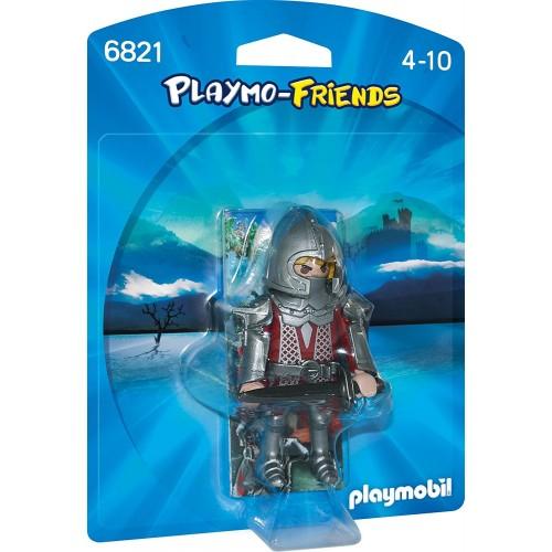 6821 - Knight of the iron - Playmobil Playmo-Friends