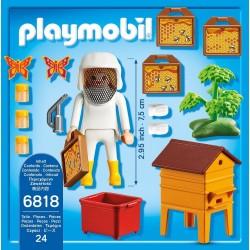 6818 beekeeper honey bees honeycomb - Playmobil