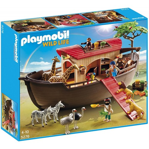5276. Noah's Ark animals - Playmobil