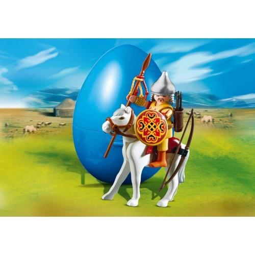 4926 guerriero Mongolia - esclusivo Playmobil