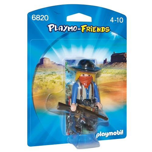 6820 bandit in Occidente - Playmobil