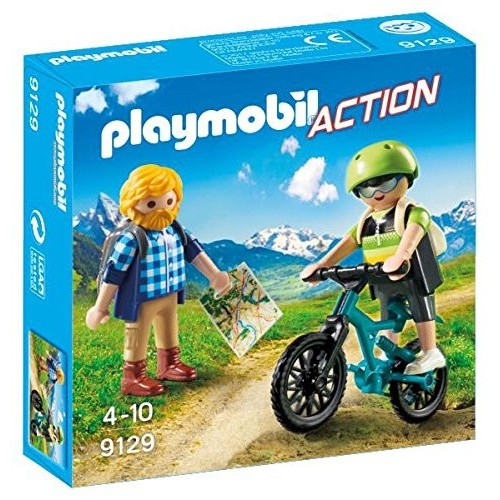 9129 mountaineers - Playmobil novelty Germany 2017