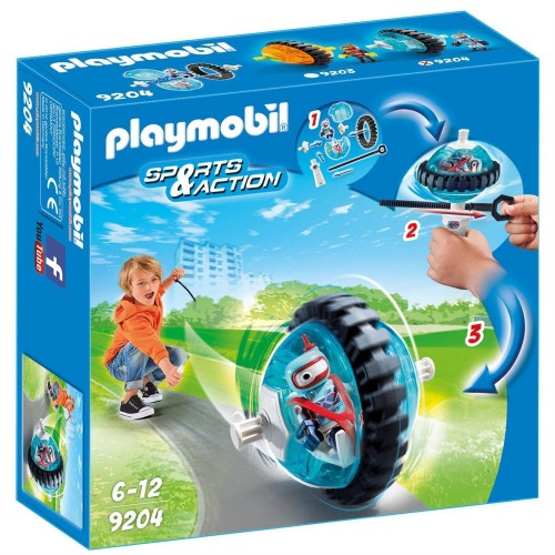 9204 Speed Roller blue - Playmobil novelty Germany 2017