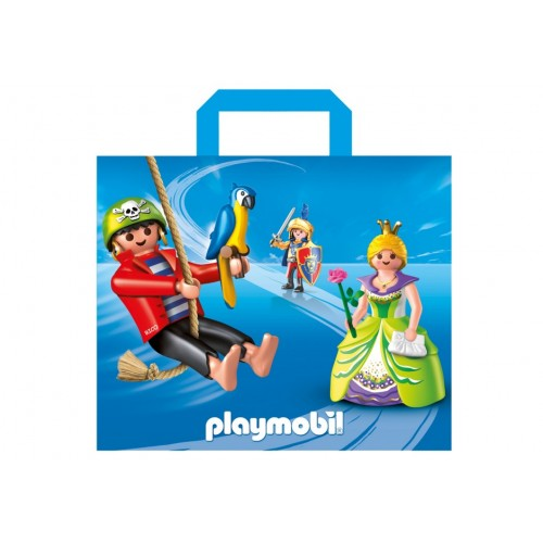 Borsa shopping di 86489 medio 50 x 40 cm - Playmobil