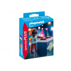 5377 - DJ Z Afro - Special Plus Playmobil