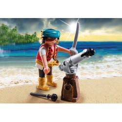5378 pirata con il cannone - speciale Plus Playmobil