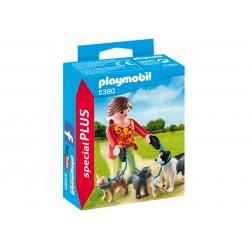 5380 paseadora di cani - speciale Plus Playmobil