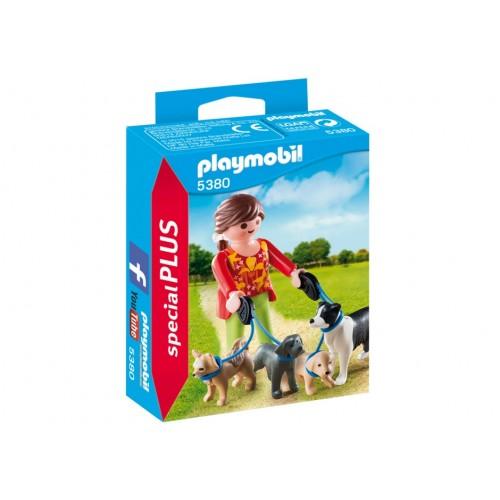 5380 paseadora of dogs - Special Plus Playmobil