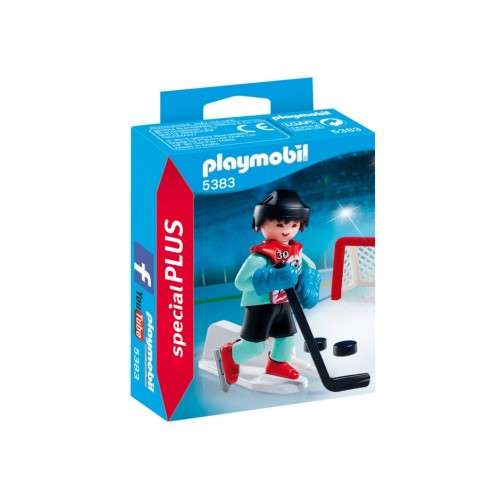 5383 giocatore di Hockey - speciale Plus Playmobil