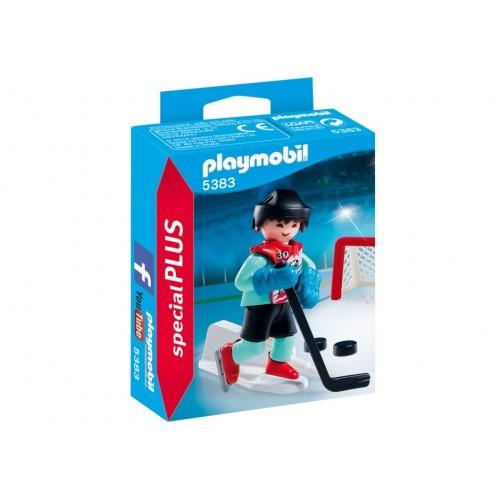 5383 - Jugador de Hockey Sobre Hielo - Special Plus Playmobil