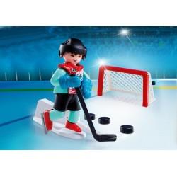 5383 player of Hockey - Special Plus Playmobil