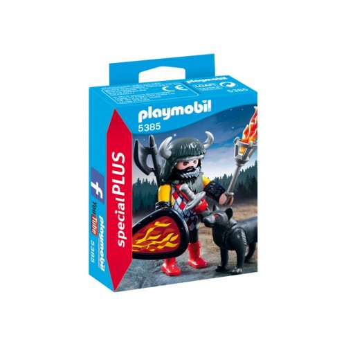 5385 Warrior Wolf - Special Plus Playmobil