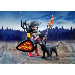 5385 guerriero lupo - speciale Plus Playmobil