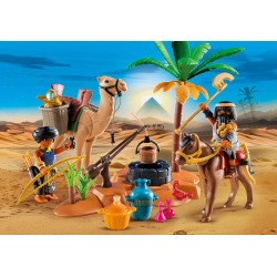 5387 accampamento deserto egiziano - Playmobil