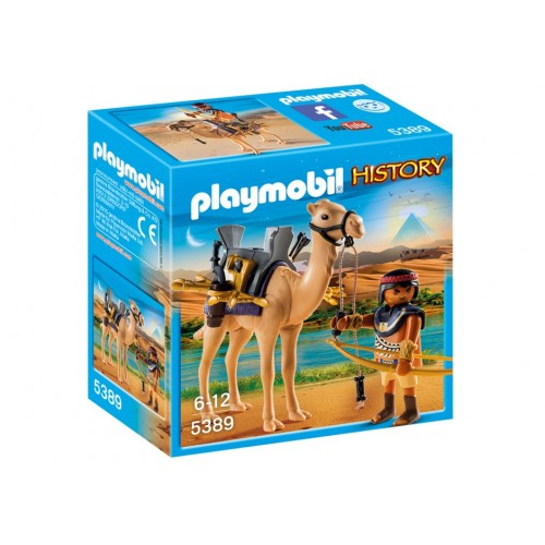 5389 Egyptian with camel - Playmobil