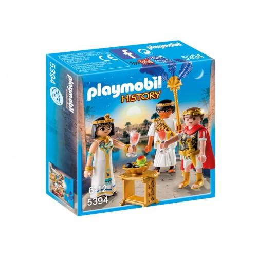 5395 Caesar and Cleopatra - Playmobil